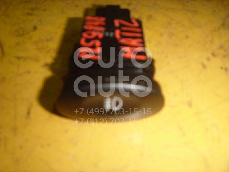 Кнопка противотуманки для Daewoo Matiz 1998-2015 - Фото №1