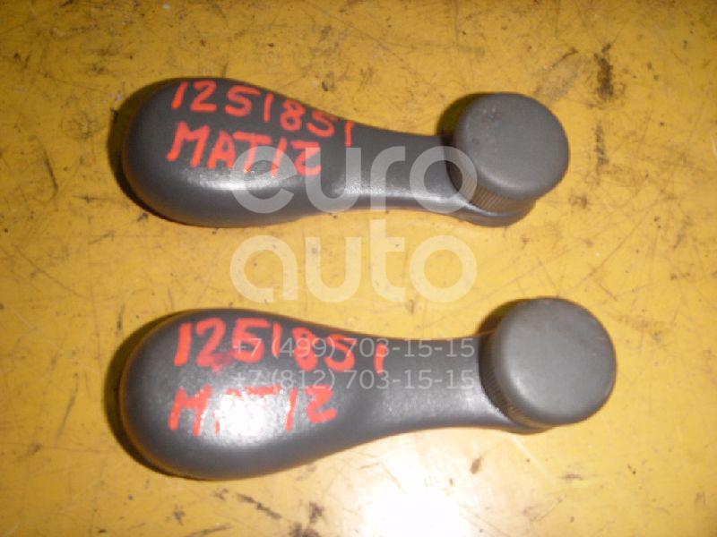 Ручка стеклоподъемника для Daewoo,Chevrolet Matiz 1998>;Spark 2005-2011 - Фото №1