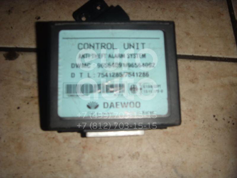 Блок комфорта для Daewoo Matiz (M100/M150) 1998-2015 - Фото №1