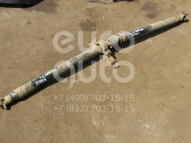Вал карданный для Hyundai Santa Fe (SM)/ Santa Fe Classic 2000-2012 - Фото №1