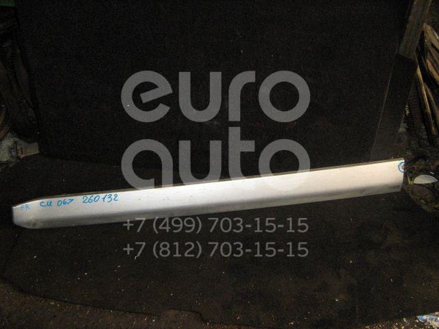 Молдинг передней правой двери для Mitsubishi Outlander XL (CW) 2006-2012 - Фото №1