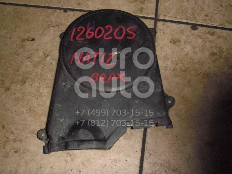 Кожух ремня ГРМ для Daewoo,Chevrolet Matiz 1998>;Spark 2005-2011 - Фото №1