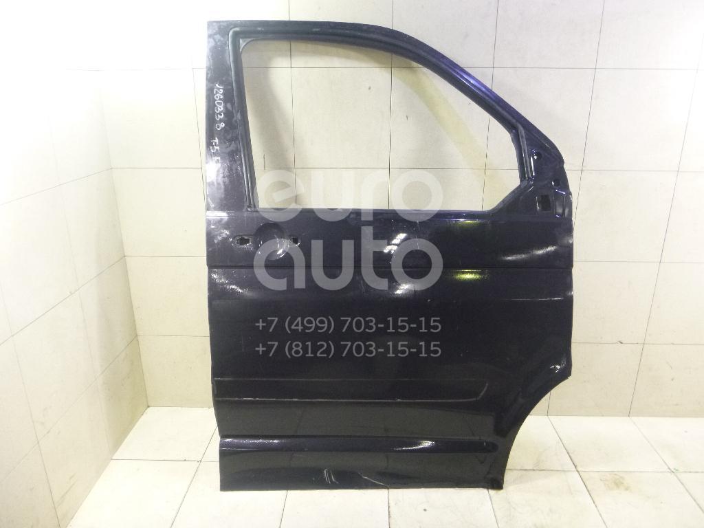 Дверь передняя правая для VW Transporter T5 2003> - Фото №1