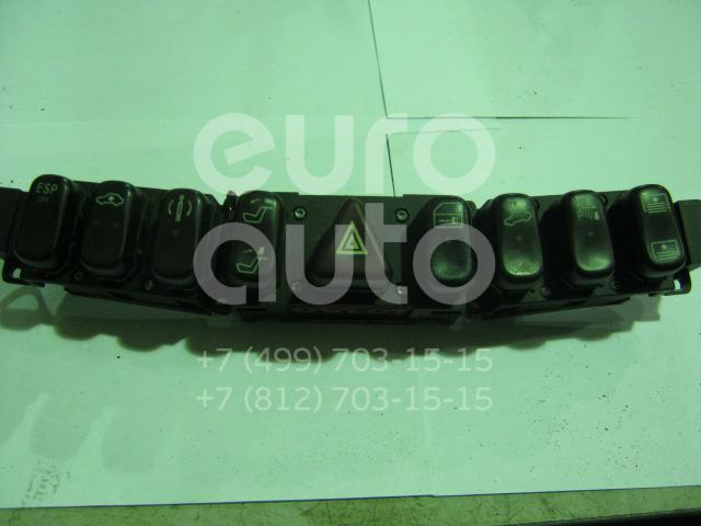 Блок кнопок для Mercedes Benz W220 1998-2005 - Фото №1