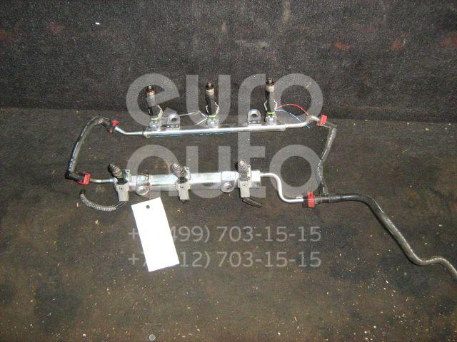 Рейка топливная (рампа) для Mitsubishi Outlander XL (CW) 2006-2012 - Фото №1