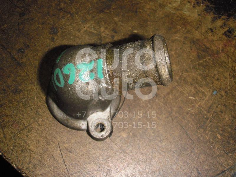Крышка термостата для Daewoo,Chevrolet Matiz (M100/M150) 1998-2015;Aveo (T200) 2003-2008;Spark 2005-2010;Aveo (T250) 2005-2011 - Фото №1