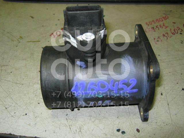 Расходомер воздуха (массметр) для Nissan Almera N16 2000-2006;Primera WP11E 1998-2001;Primera P12E 2002-2007 - Фото №1