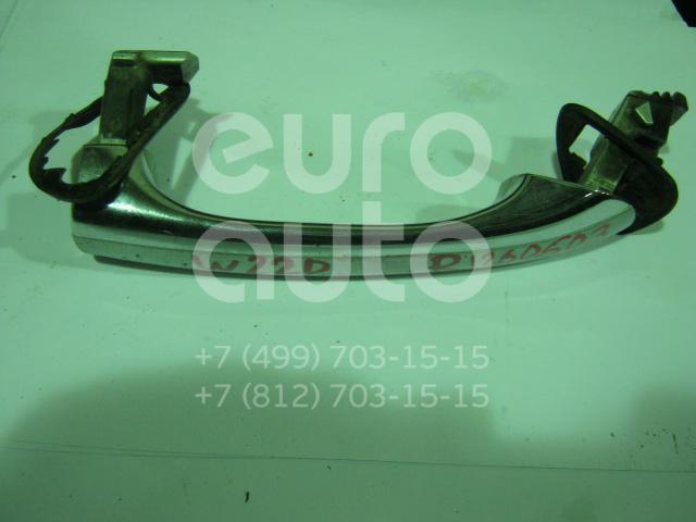 Ручка двери наружная правая для Mercedes Benz W220 1998-2005 - Фото №1