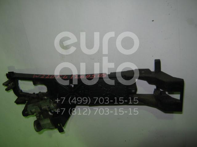 Кронштейн ручки для Mercedes Benz W220 1998-2005;R230 SL 2001-2012 - Фото №1
