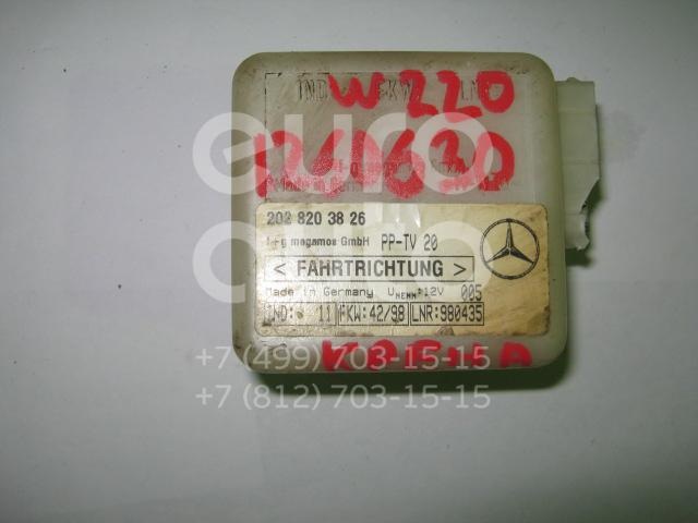 Блок электронный для Mercedes Benz W220 1998-2005;W129 1989-2001;W210 E-Klasse 1995-2000;G-Class W463 1989>;W215 coupe 1999-2006 - Фото №1