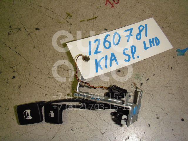 Кнопка открывания лючка бензобака для Kia Sportage 1993-2006 - Фото №1