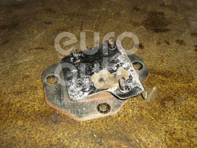 Кронштейн усилителя заднего бампера левый для Nissan Murano (Z50) 2004-2008 - Фото №1