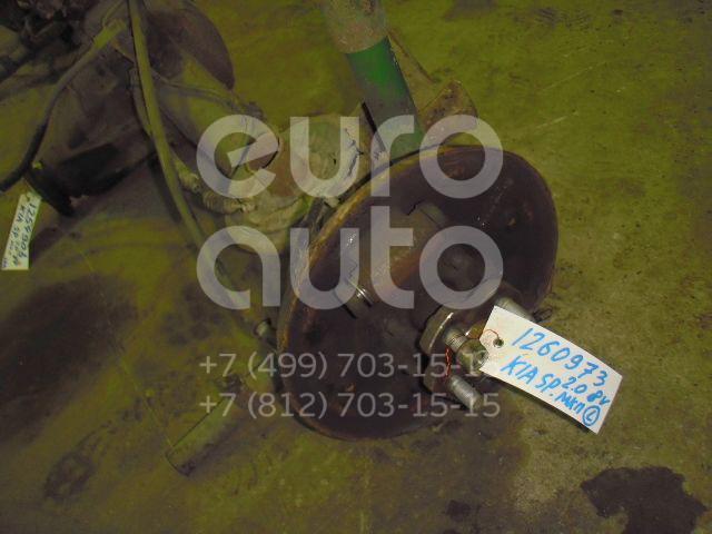 Полуось задняя левая для Kia Sportage 1994-2006 - Фото №1