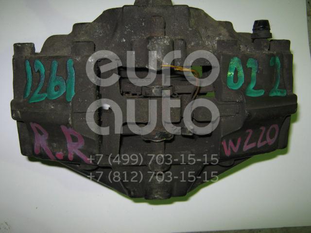 Суппорт задний правый для Mercedes Benz W220 1998-2005;W215 coupe 1999-2006 - Фото №1