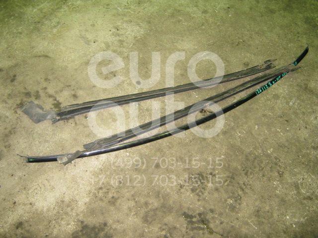 Молдинг лобового стекла для Mercedes Benz W220 1998-2005 - Фото №1