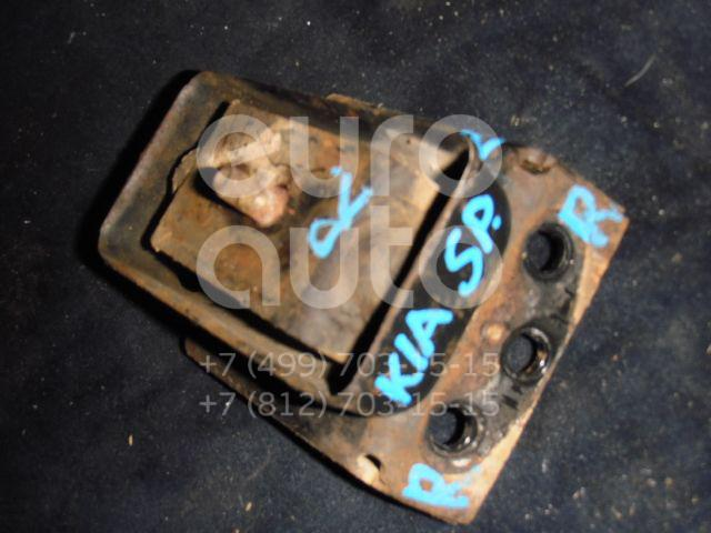 Опора двигателя правая для Kia Sportage 1994-2004 - Фото №1