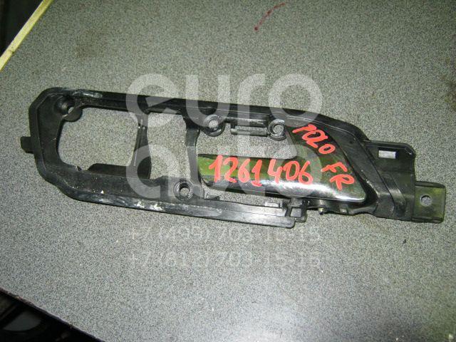 Ручка двери передней внутренняя правая для VW Polo 2001-2009 - Фото №1