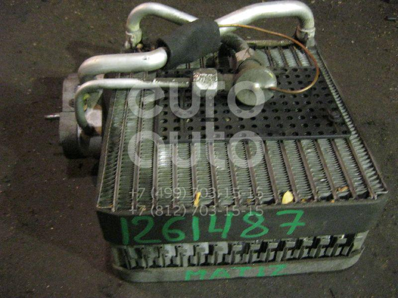 Испаритель кондиционера для Daewoo Matiz (M100/M150) 1998-2015 - Фото №1