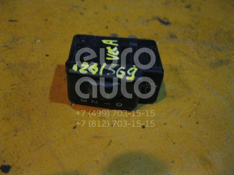 Кнопка корректора фар для Opel Vectra A 1988-1995;Astra F 1991-1998;Calibra A 1990-1997;Tigra 1994-2000;Corsa B 1993-2000 - Фото №1