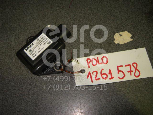 Датчик ускорения для VW Polo 2001-2009;A4 [B6] 2000-2004;A6 [C5] 1997-2004;A8 [D3,4E] 2004-2010;Passat [B5] 2000-2005;Phaeton 2002> - Фото №1