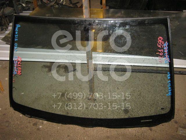 Стекло лобовое (ветровое) для Toyota Avensis II 2003-2008 - Фото №1