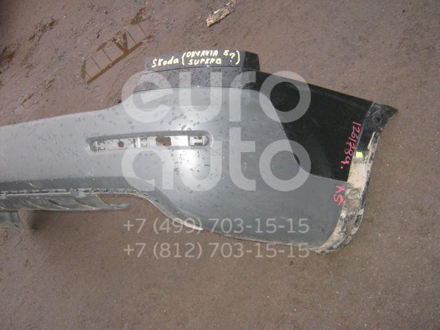 Бампер задний для Skoda Octavia (A5 1Z-) 2004-2013 - Фото №1