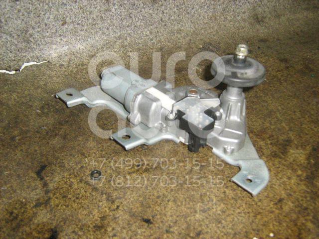 Моторчик стеклоочистителя задний для Suzuki Swift 2004-2010 - Фото №1