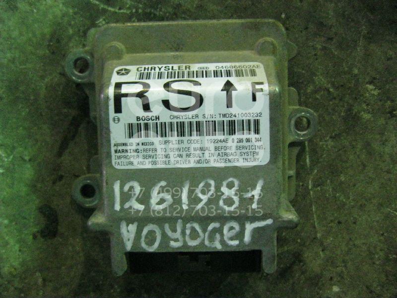 Блок управления AIR BAG для Chrysler Voyager/Caravan (RG) 2001-2008 - Фото №1
