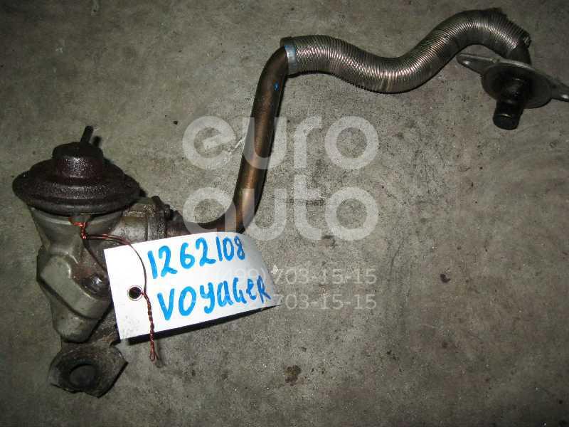 Клапан рециркуляции выхлопных газов для Chrysler Voyager/Caravan (RG) 2001-2008 - Фото №1
