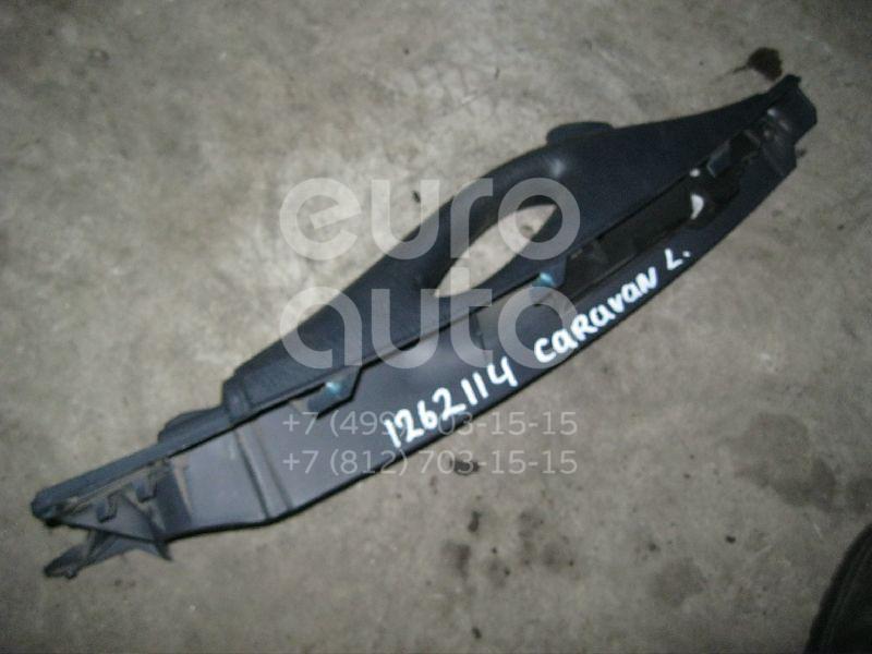 Ручка двери задней внутренняя левая для Chrysler Voyager/Caravan (RG/RS) 2000-2008 - Фото №1