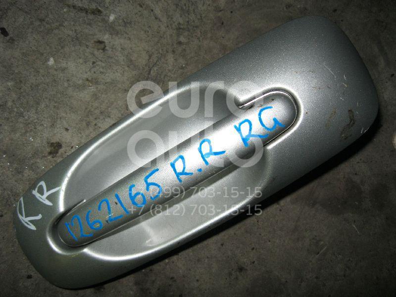 Ручка двери задней наружная правая для Chrysler Voyager/Caravan (RG/RS) 2000-2008 - Фото №1
