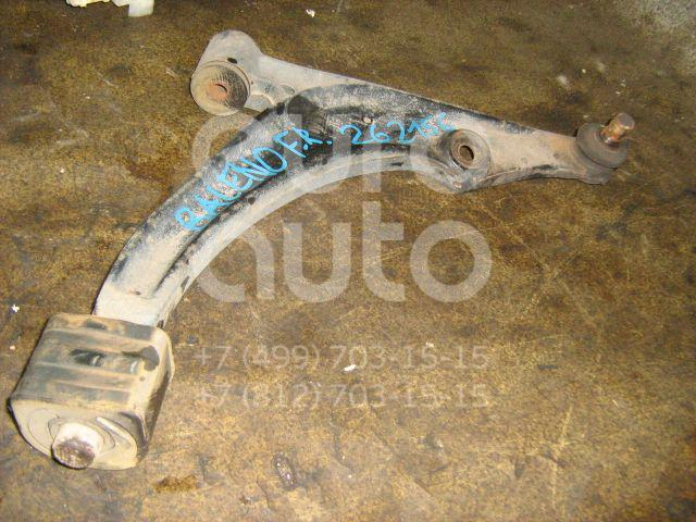 Рычаг передний правый для Suzuki Baleno 1998-2007 - Фото №1