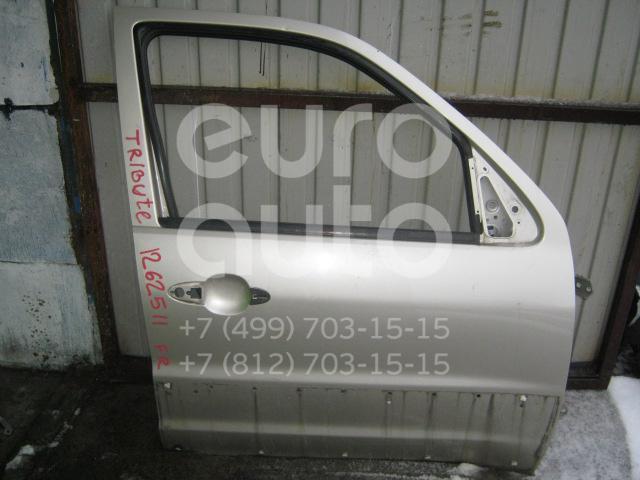 Дверь передняя правая для Mazda Tribute (EP) 2001> - Фото №1