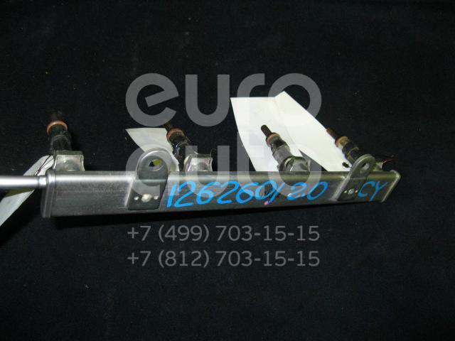 Рейка топливная (рампа) для Peugeot Lancer (CX,CY) 2007>;Outlander XL (CW) 2006-2012;4007 2008> - Фото №1