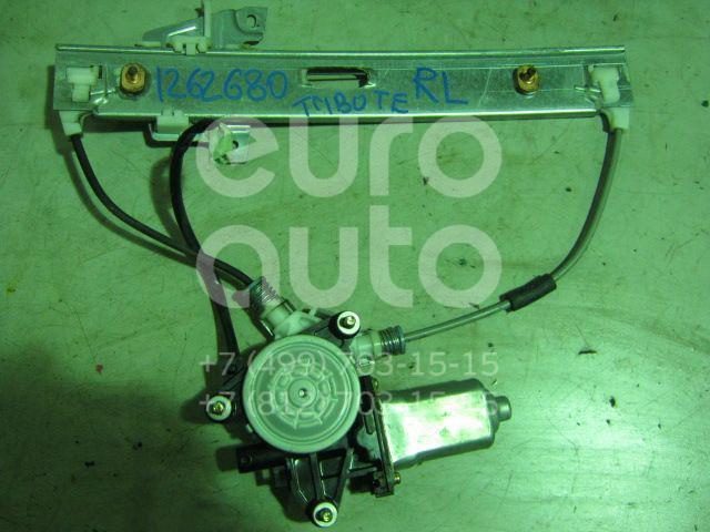 Стеклоподъемник электр. задний левый для Mazda Tribute (EP) 2001-2007 - Фото №1