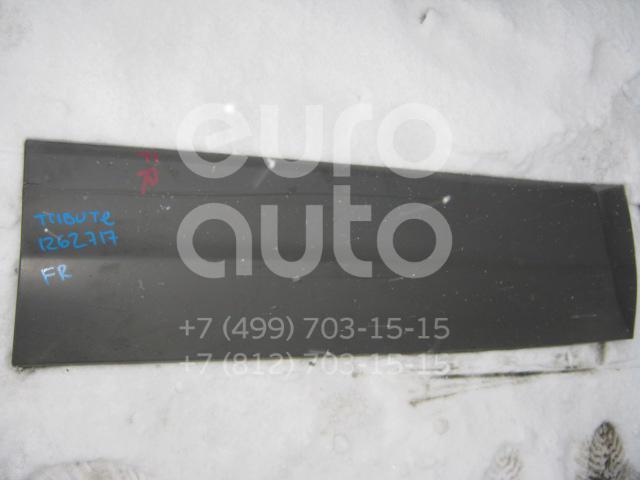 Накладка двери передней правой для Mazda Tribute (EP) 2000-2007 - Фото №1
