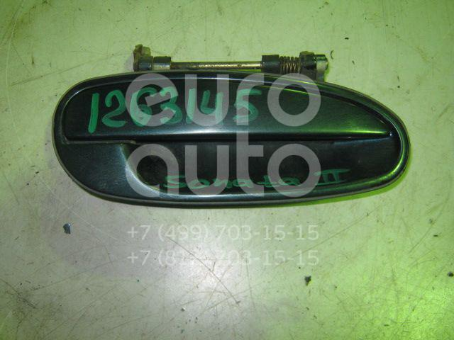 Ручка двери задней наружная правая для Hyundai Sonata III 1993-1996;Sonata III 1996-1998 - Фото №1
