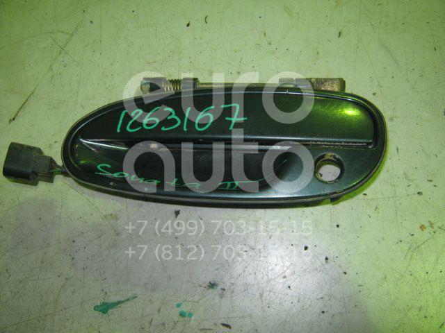 Ручка двери задней наружная правая для Hyundai Sonata III 1993-1996 - Фото №1