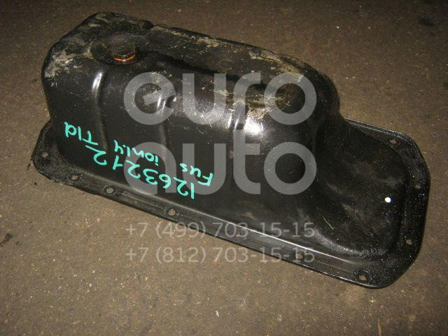 Поддон масляный двигателя для Ford,Citroen,Peugeot Fusion 2002-2012;Focus II 2005-2008;C4 2005-2011;C2 2003-2008;C5 2005-2008;207 2006-2013;307 2001-2007;Xsara Picasso 1999-2010;C3 2002-2009;107 2006-2014;Focus II 2008-2011;308 I 2007-2015 - Фото №1