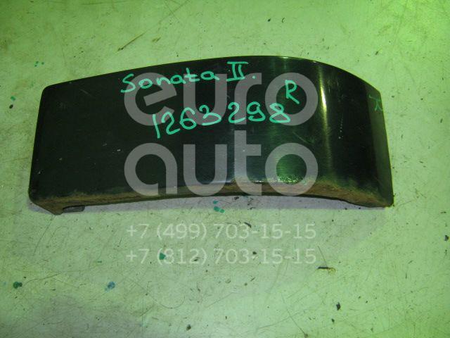 Планка под фонарь правая для Hyundai Sonata III 1993-1996 - Фото №1