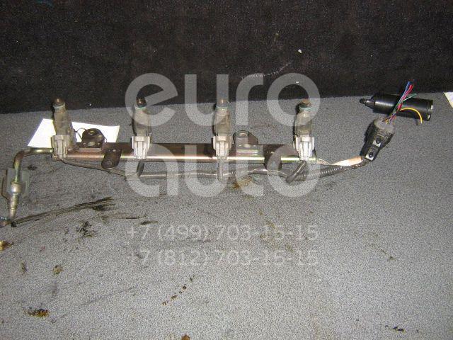 Рейка топливная (рампа) для Nissan X-Trail (T30) 2001-2006 - Фото №1