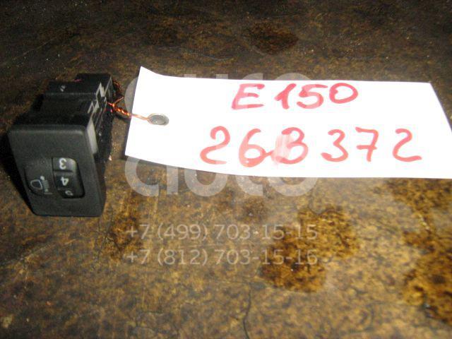 Кнопка корректора фар для Toyota Corolla E15 2006-2013;Auris (E15) 2006-2012 - Фото №1