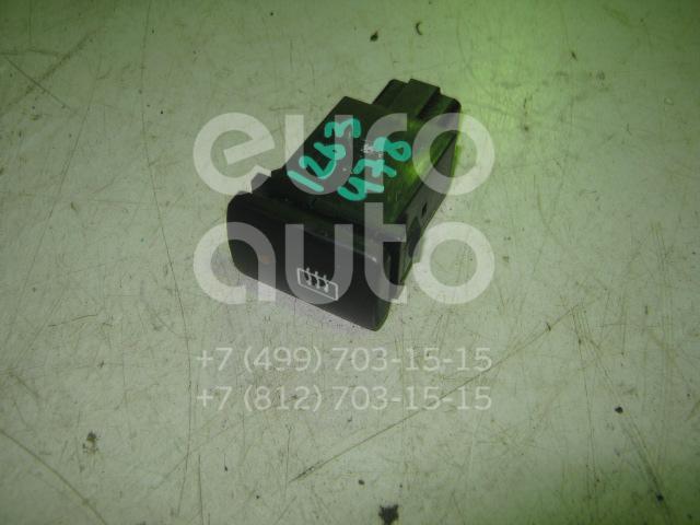 Кнопка обогрева заднего стекла для Hyundai Sonata III 1993-1996 - Фото №1
