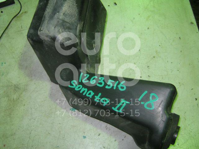 Резонатор воздушного фильтра для Hyundai Sonata III 1993-1996;Sonata III 1996-1998 - Фото №1