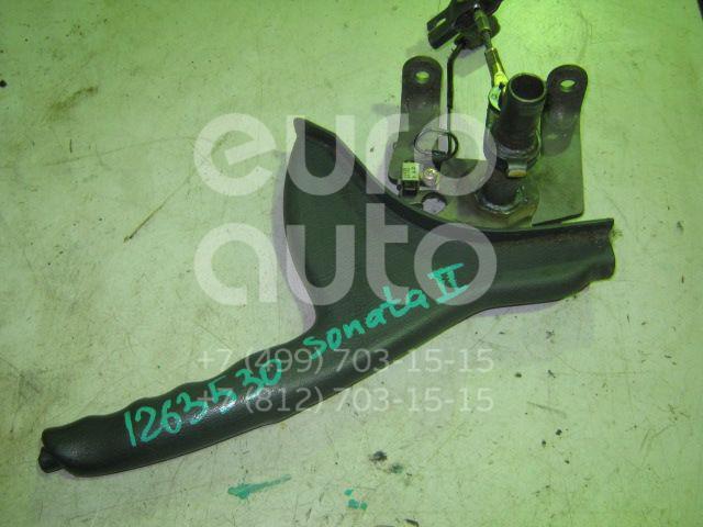 Рычаг стояночного тормоза для Hyundai Sonata III 1993-1996 - Фото №1