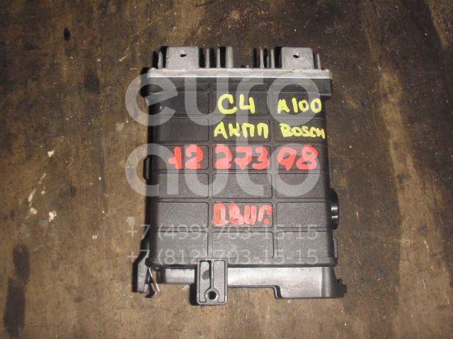 Блок управления двигателем для Audi 100 [C4] 1991-1994;A6 [C4] 1994-1997;80/90 [B4] 1991-1994 - Фото №1