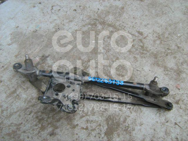 Трапеция стеклоочистителей для Hyundai Getz 2002-2010 - Фото №1