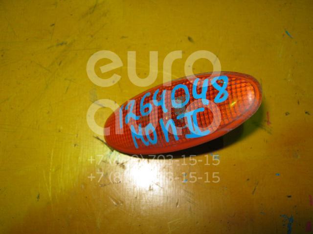 Повторитель на крыло желтый для Ford Mondeo II 1996-2000;Escort/Orion 1995-1998;Scorpio 1994-1998 - Фото №1