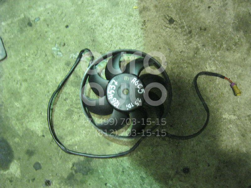 Вентилятор радиатора для Audi,VW,Ford A6 [C5] 1997-2004;A4 [B5] 1994-2000;Passat [B5] 1996-2000;Sharan 1995-1999;A8 1998-2003;Galaxy 1995-2006 - Фото №1