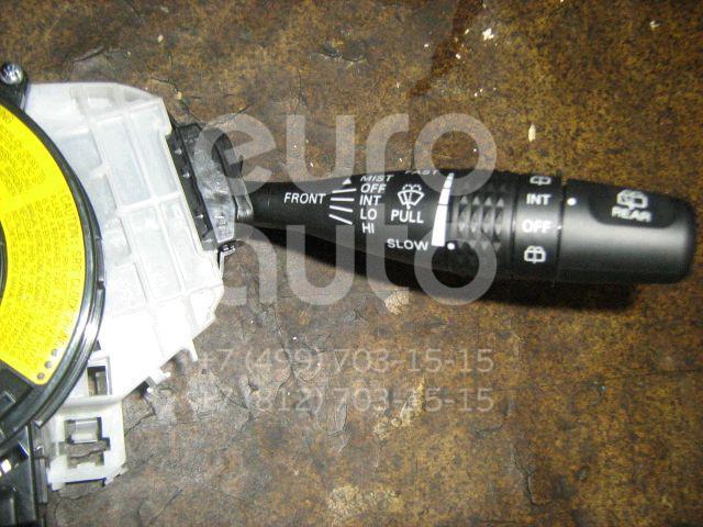 Переключатель стеклоочистителей для Mitsubishi Outlander (CU) 2001-2008 - Фото №1